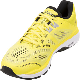 asics GT-2000 7 Shoes Herren lemon spark/black